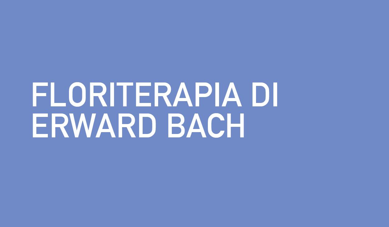 banner Floriterapia di Bach